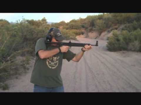 Kel-Tec sub2000 40 S&W carbine