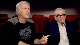 James Cameron and Martin Scorsese on Hugo's 3D Special Effects