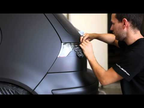 FUSION.sk - Black MAT by PLASTI DIP - VW Golf (Music_ Amy Winehouse - Back to Black).mp4