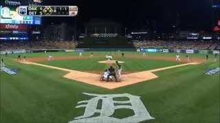 Scherzer vs. Oakland: The Battle of Comerica (ALDS Game 4, 10/8/2013)