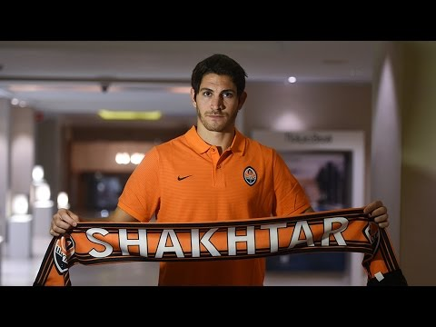 Welcome to FC Shakhtar Gustavo Blanco Leschuk!