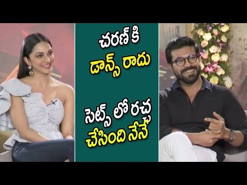 Vinaya Vidheya Rama Team interview | VVR Team interview | Ramcharan | Boyapati | Kiara advani