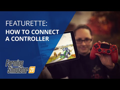 Farming Simulator 20: How to Play with a Controller
