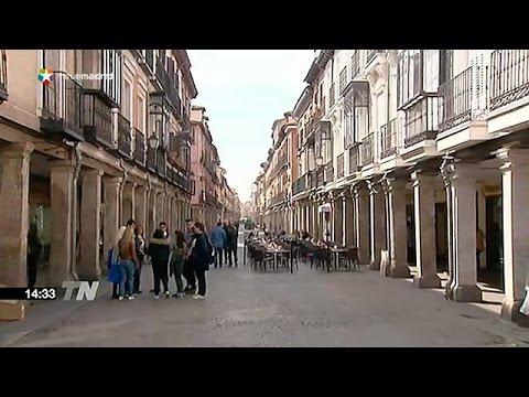 Alcalá de Henares, ciudad Patrimonio Cultural de la Humanidad