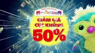 MYKINGDOM Giảm Giá 50% Mùa Trung Thu 2017