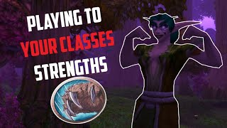 Classic WoW: Playing To Your Classes Strengths: 💪 DRUID