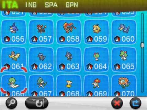 Pokemon X/Y - Complete Central Kalos Pokedex