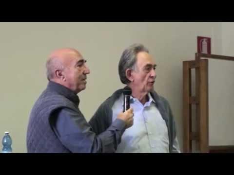 Giorgio Cerquetti, Lorenzo Ostuni e Federico Fellini