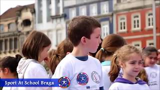 Sport at School Project Portugal