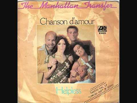Manhattan Transfer - Chanson Damour