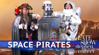 Ted Cruz Says There Are Space Pirates... Ye Be Warned!