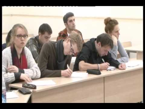 Baku Winter Oil School In Baku Higher Oil School (2014) video