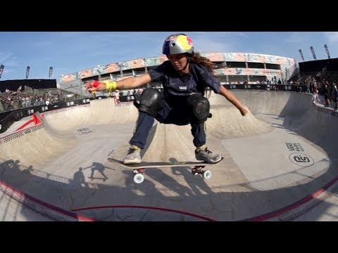 Vans Park Series: São Paulo Women's Highlights