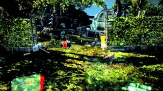 Crysis 2 Gameplay on Intel HD 4600 Graphics [Haswell]