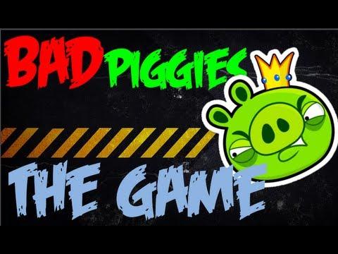 Descargar Bad Piggies de Rovio - Nuevo juego de los creadores de Angry Birds