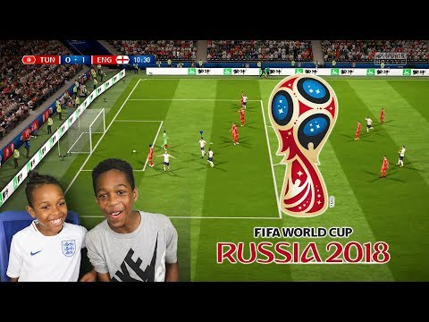 FIFA World Cup 2018 Co-op Gameplay