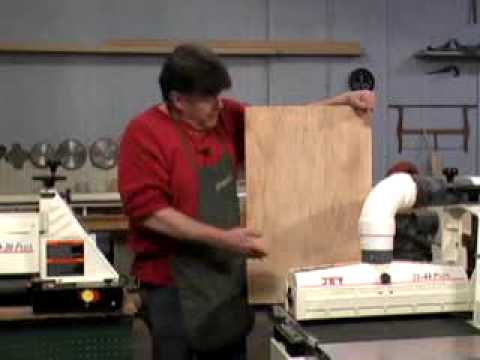 JET 22-44 Plus Drum  Sander Model 649004K Presented by Woodcraft