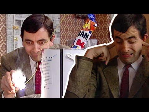 Firework Bean | Mr Bean Full Episodes | Mr Bean Official