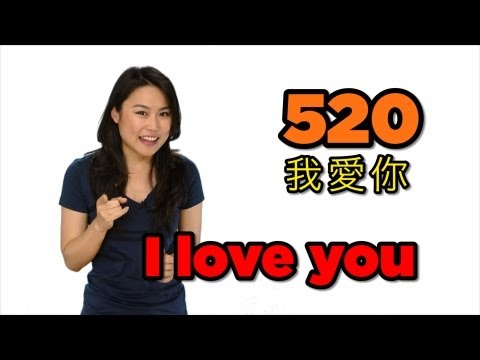 How to Speak with Numbers in Chinese