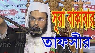 সুরা বাকারা (1-4) Bangla islamic By PROF Mahmudul Hasan iiuc