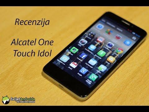 ▒ Alcatel One Touch Idol ▒ RECENZIJA ▒ Svijet Androida TV ▒