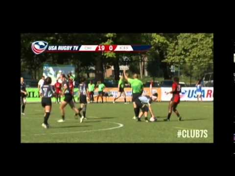 2014 Club 7s - Chicago Lions vs. ICEF Rugby