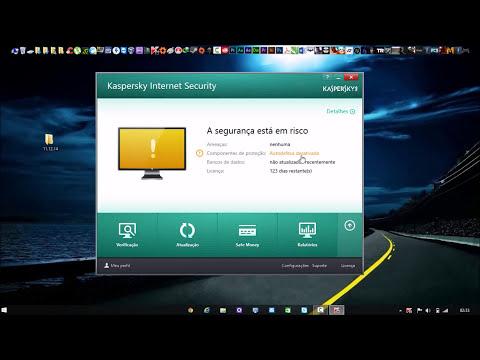 Kaspersky Internet Security 2014 - Serial gratuito até 11/12/2014 (Melhor antivírus da atualidade)