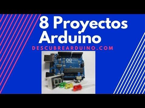 8 Proyectos Arduino Para Nivel Avanzado