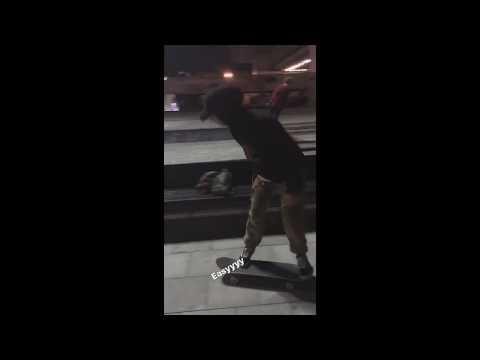 Лил Морти - Снова на скейте