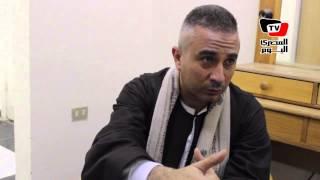 أحمد سعيد عبد الغني: بحب اللهجة الصعيدي.. ودوري في سلسال الدم مساحته أكبر