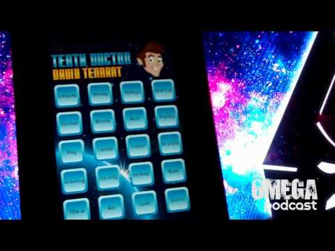 The Omega Podcast Episode 1-30: iDoctor Who - Pocket Edition iPad/iPhone App Review
