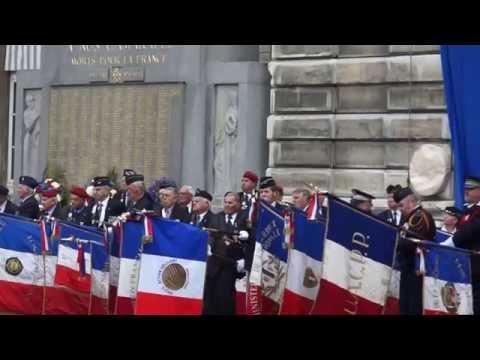 Réveil-FM: Valls, Cazeneuve, Hildago au 70è Commémoration Préfecture de Police de Paris