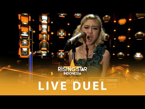 "Uly Siahaan ""I'd Rather Go Blind"" 