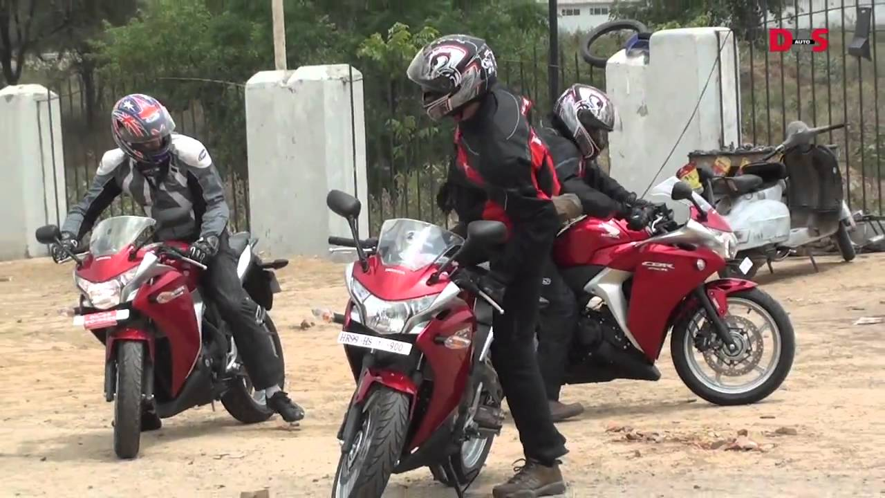 Honda Cbr 250r Video Honda Cbr 250 Cc Bike For India