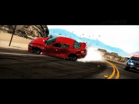 Need For Speed Hot Pursuit Crash Montage Hd