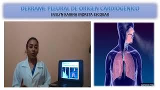 SEMIOLOGIA DEL APARATO CIRCULATORIO: Disnea, cianosis, edema, derrame pleural.