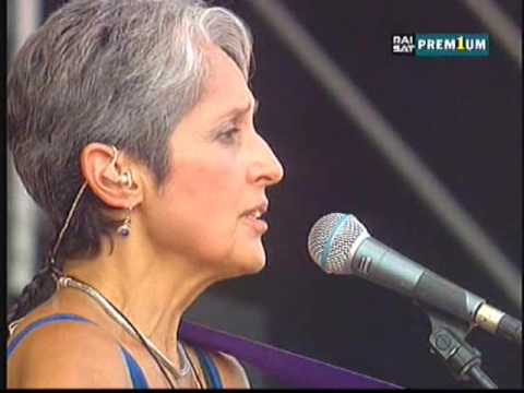 Joan Baez - Gracias a la vida Music Videos
