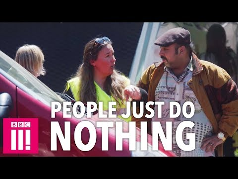 Chabuddy G At A Car Boot Sale | People Just Do Nothing