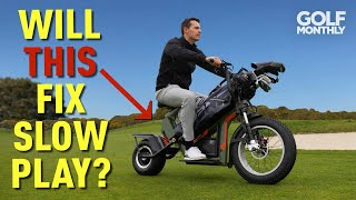 Will THIS Fix Slow Play?? Golf Monthly
