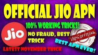 Increase Speed in JIO Happy New Year Offer! 2017