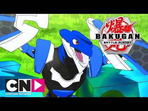 Bakugan: Battle Planet | Rossz Bakugan | Cartoon Network