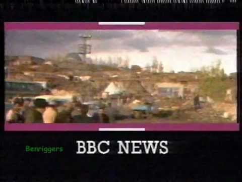 BBC1 Continuity 30th October 1983