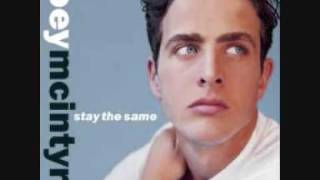 Watch Joey McIntyre I Love You Came Too Late video