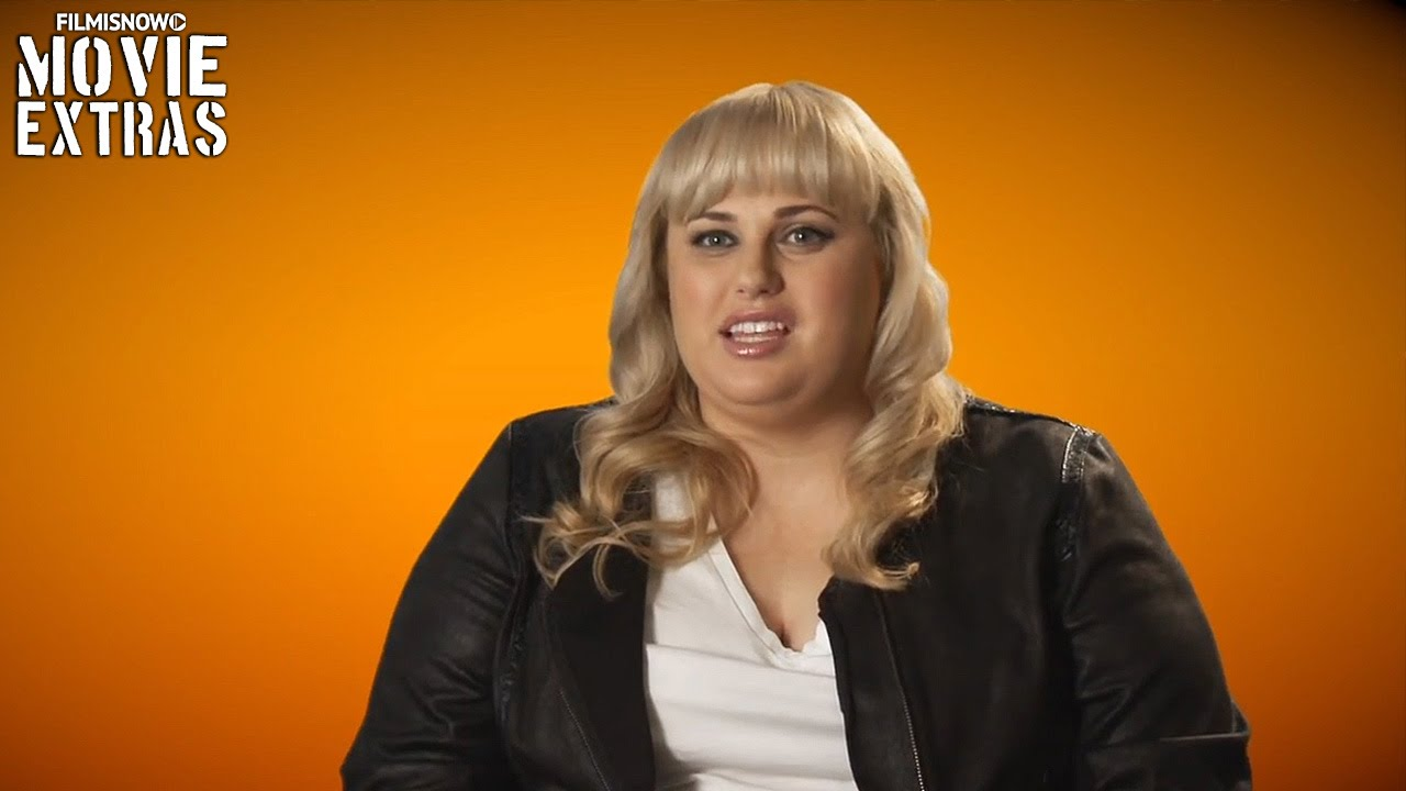 The Brothers Grimsby - Rebel Wilson 'Dawn' Behind The Scenes Movie Interview (2016)