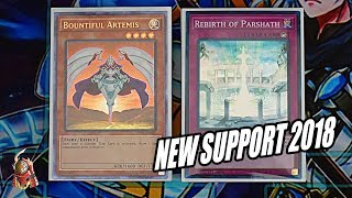 *YUGIOH* BEST! COUNTER FAIRY DECK PROFILE + NEW SUPPORT! JANUARY 2018 FORMAT! (Post Wave Of Light)