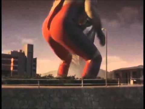 Friend Eating Kaiju! Ultraman Tiga Vs Gazote I video