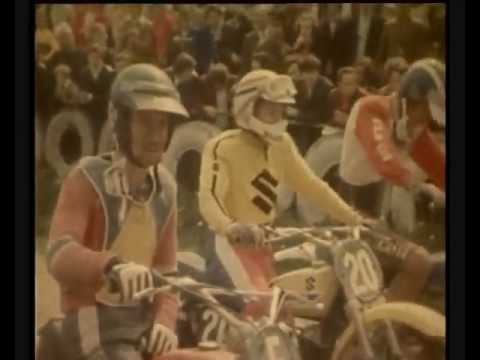 Moto-cross, World Championship elimination, Poland-Szczecin 1974