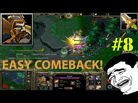 ★ФАСТ РАПИРА | ФАН РУБРИКА ★ LEGION EASY COMEBACK! #8★