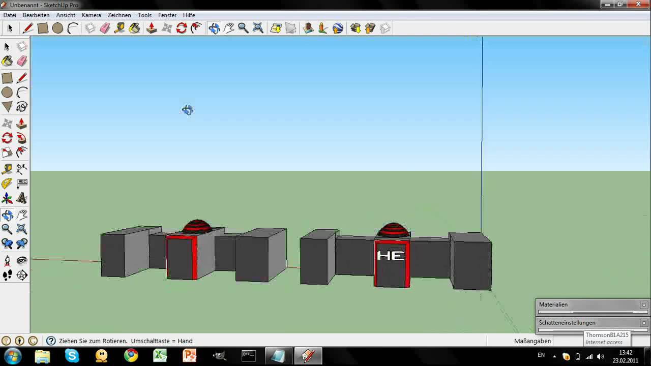 how to join objects sketchup