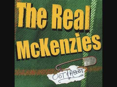 Real Mckenzies - Cross The Ocean